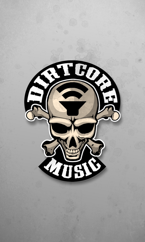 Image of POSTER - DIRTCORE MUSIC