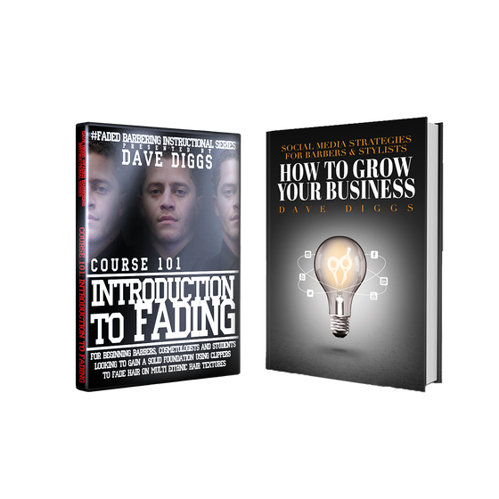 Image of Book & DVD Combo Pack: Social Media Strategies AND Intro to Fading