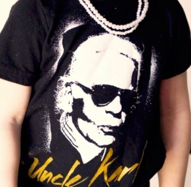 Image of Uncle Karl Tee