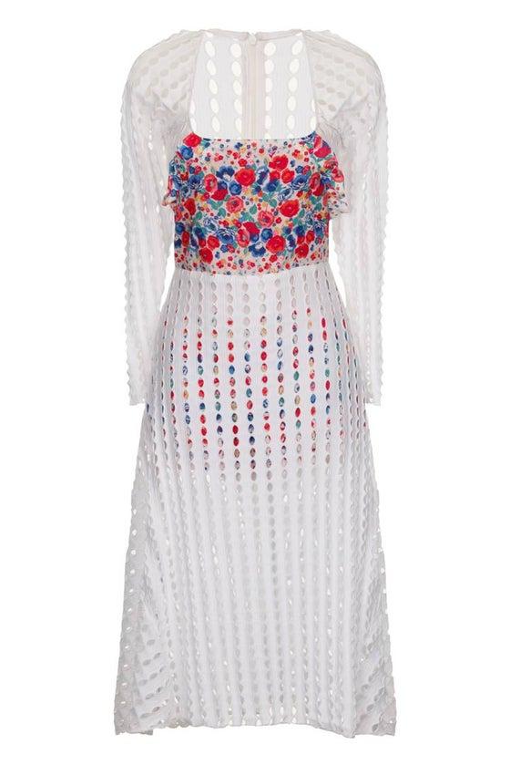 Image of The 'SHIMO' Playsuit Dress