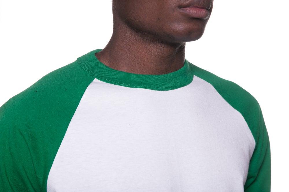 Image of Shaka Raglan Baseball T-Shirt