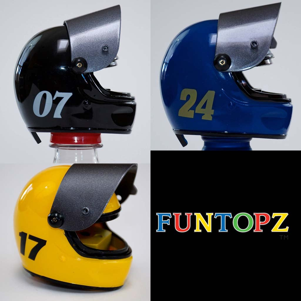 """Image of Racing Helmets - Special Edition """"Numbered"""""""