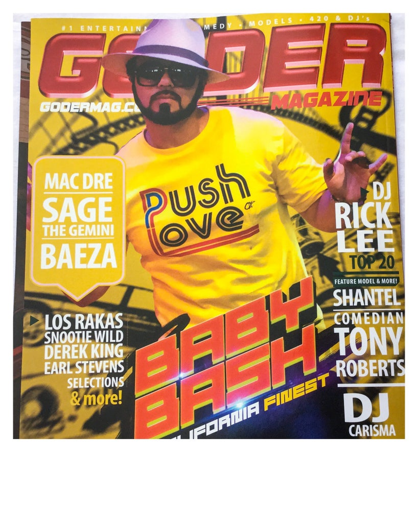 Image of Baby Bash Collectiors Edition 26th Issue