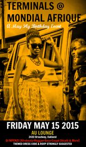 Image of Terminals @ Mondial Afrique