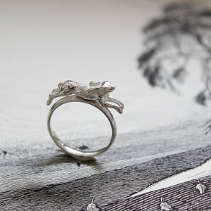 Image of hare ring