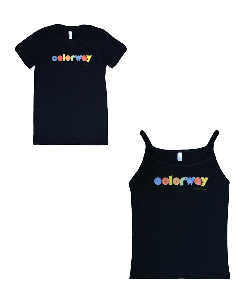 Image of Colorway Tee Shirt/Tank Top (men's and women's)