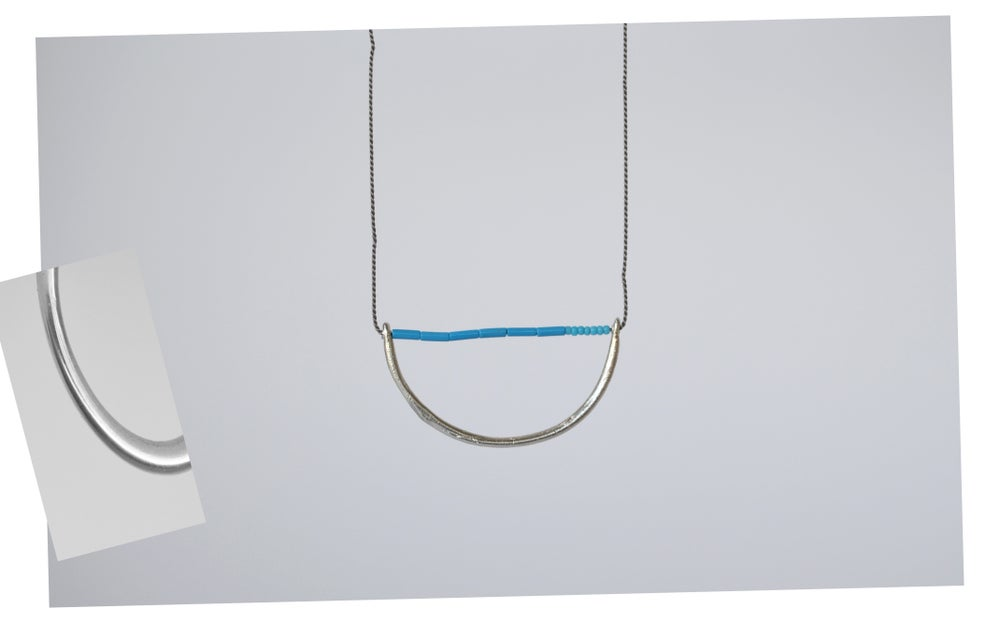Image of Mouth Necklace