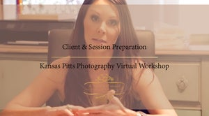 Image of Kansas Pitts Photography Virtual Portrait Workshop-Online Edition