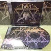 Image of Hela - Broken Cross CD