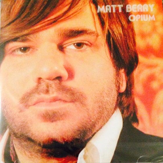 Image of Opium CD - Matt Berry - AJXCD372