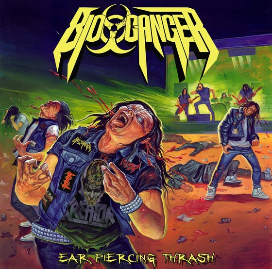 "Image of BIO-CANCER ""EAR PIERCING THRASH"" (2012) CD RE-RELELEASE +BONUS TRACKS"
