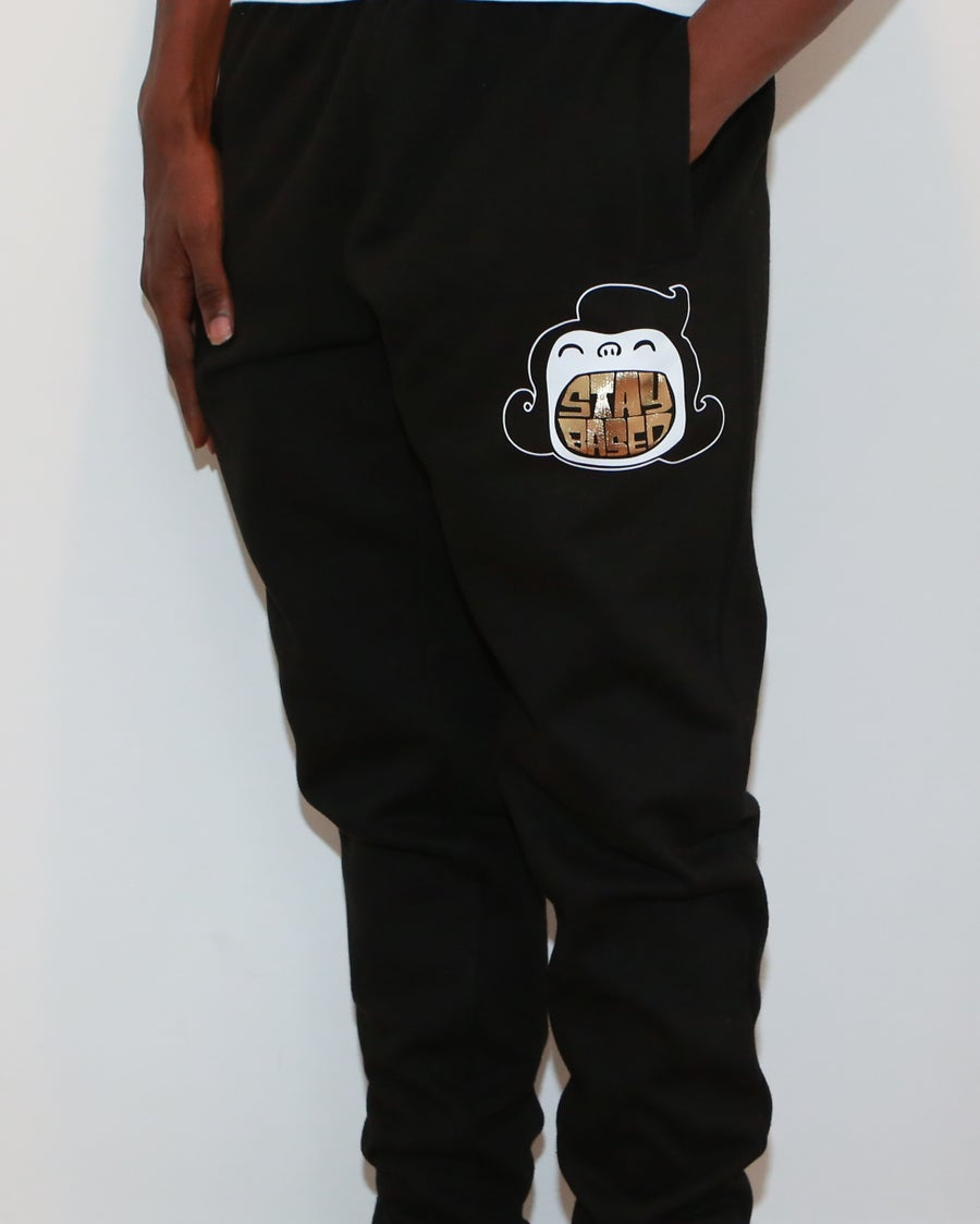 Image of Gold Mouth Joggers