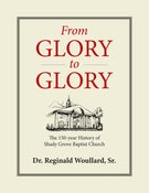 Image of From Glory to Glory (price includes tax)
