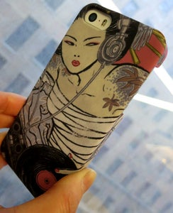 Image of iPhone case for a good cause by RedDirt