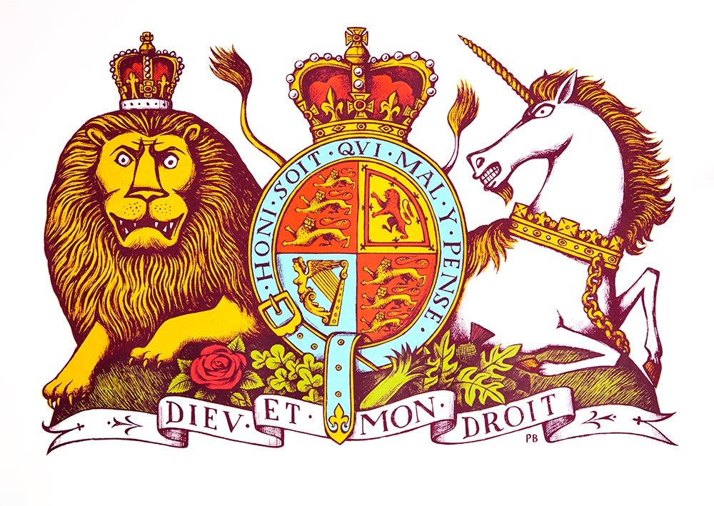 Image of Lion & Unicorn