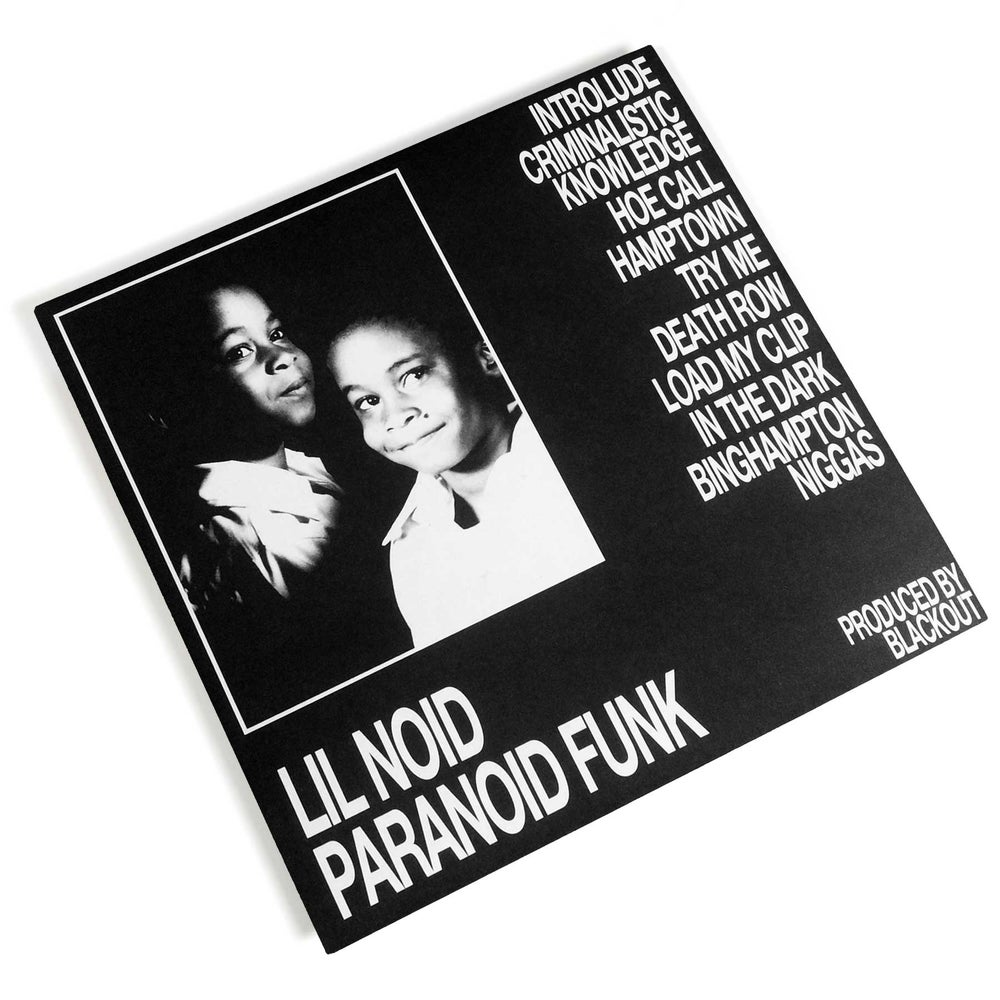 Image of [LACR017] / LIL NOID - PARANOID FUNK
