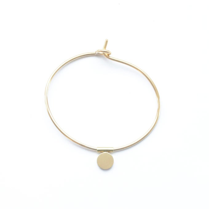 Image of Discus Anklet