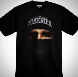 Image of NME MASK logo tee