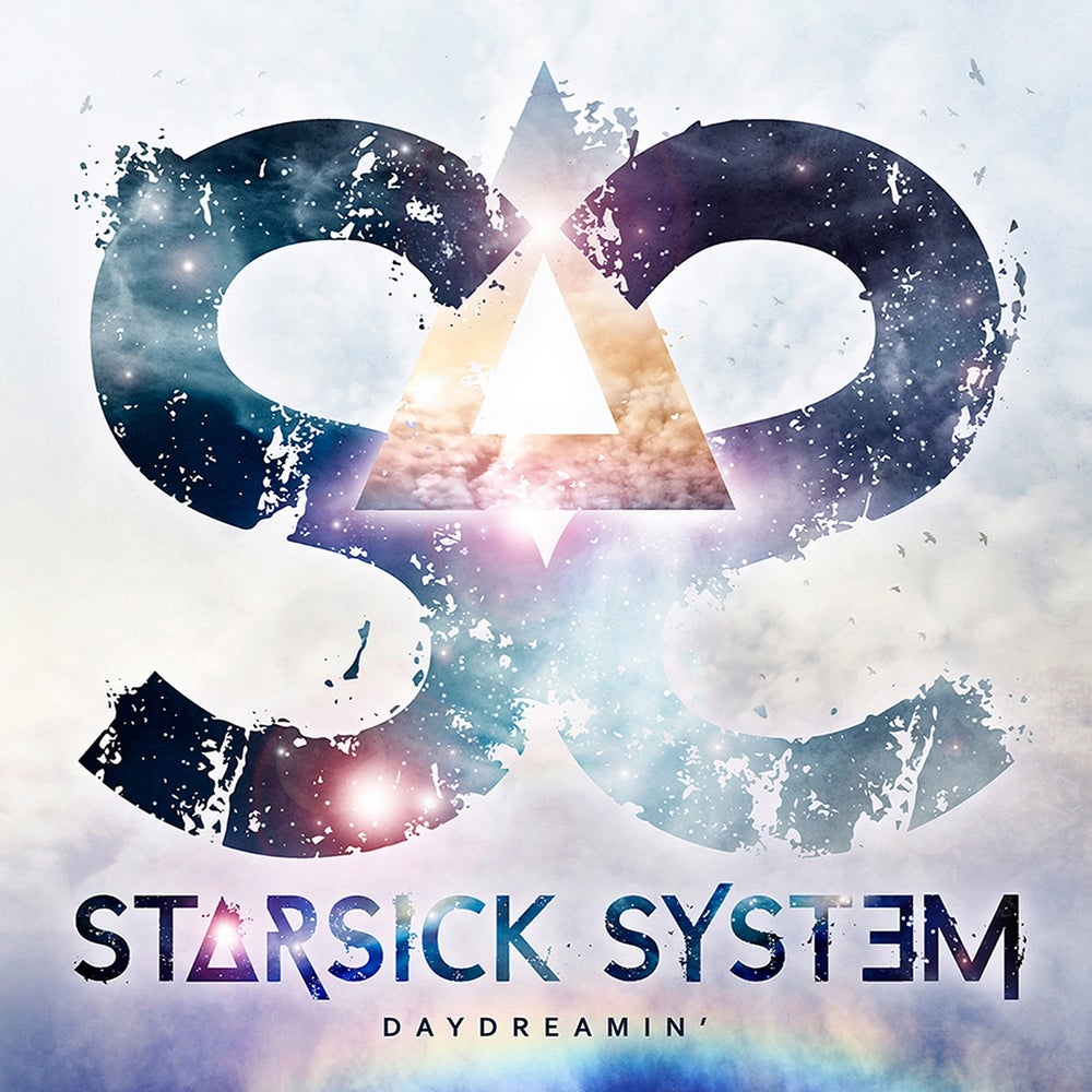 Image of STARSICK SYSTEM - Daydreamin' - CD