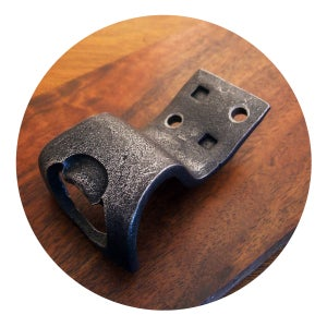 Image of Forged Wall Mounted Bottle Opener