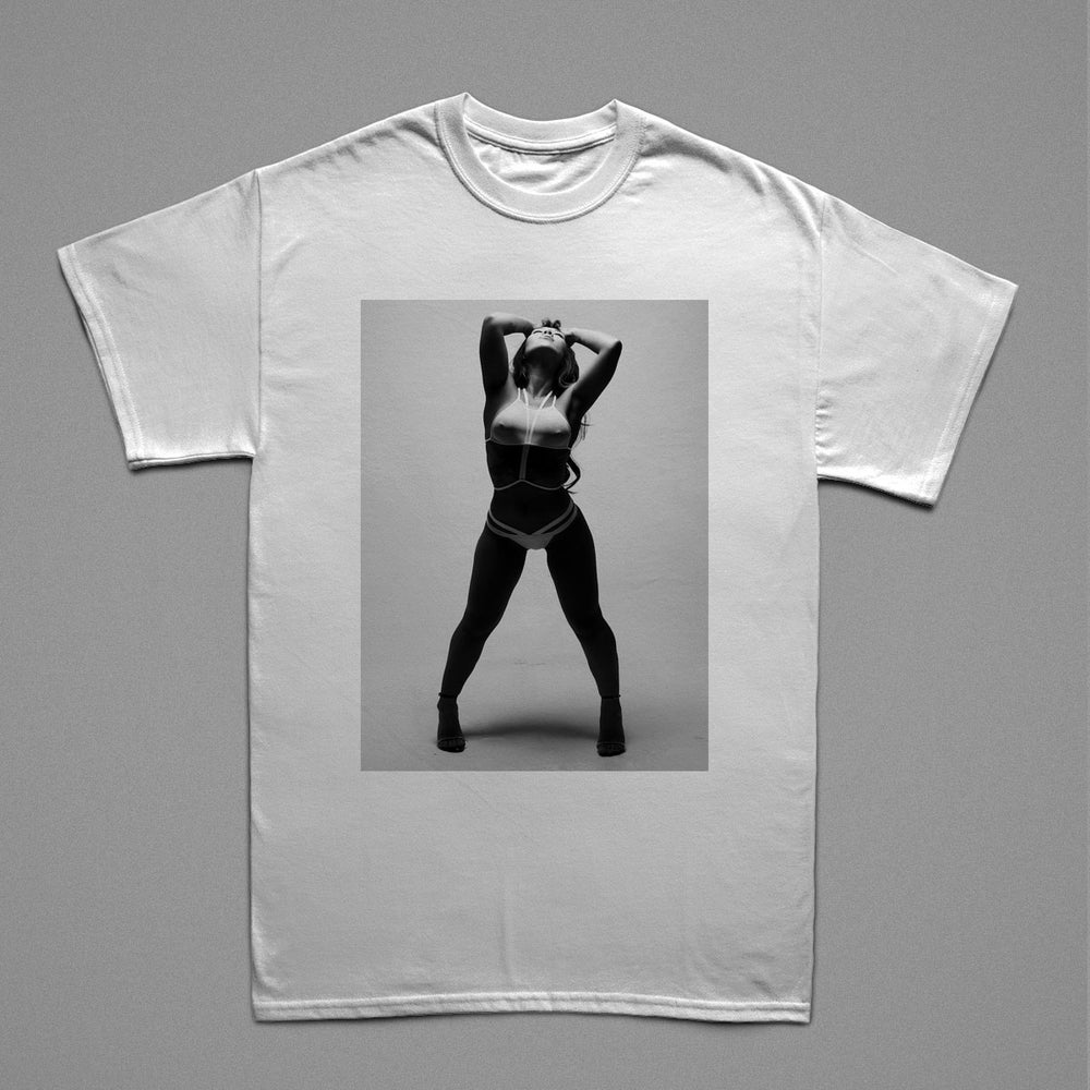 Image of All White Sukie Tee