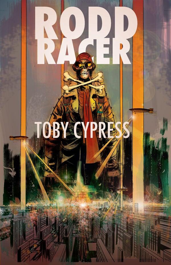 Image of Rodd Racer comic