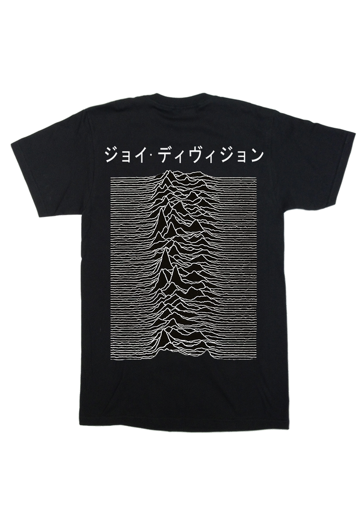 Image of Unknown Pleasures [Japanese]
