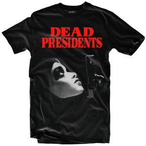 "Image of LIKE MIKE ""Dead Presidents"" Blk/Red"