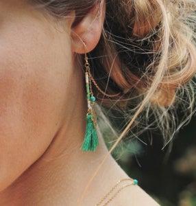 Image of Promo -30% ! Talisman - boucles d'oreilles