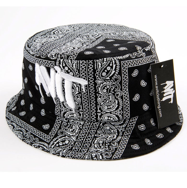 Image of AVIT BANDANA BUCKET HAT