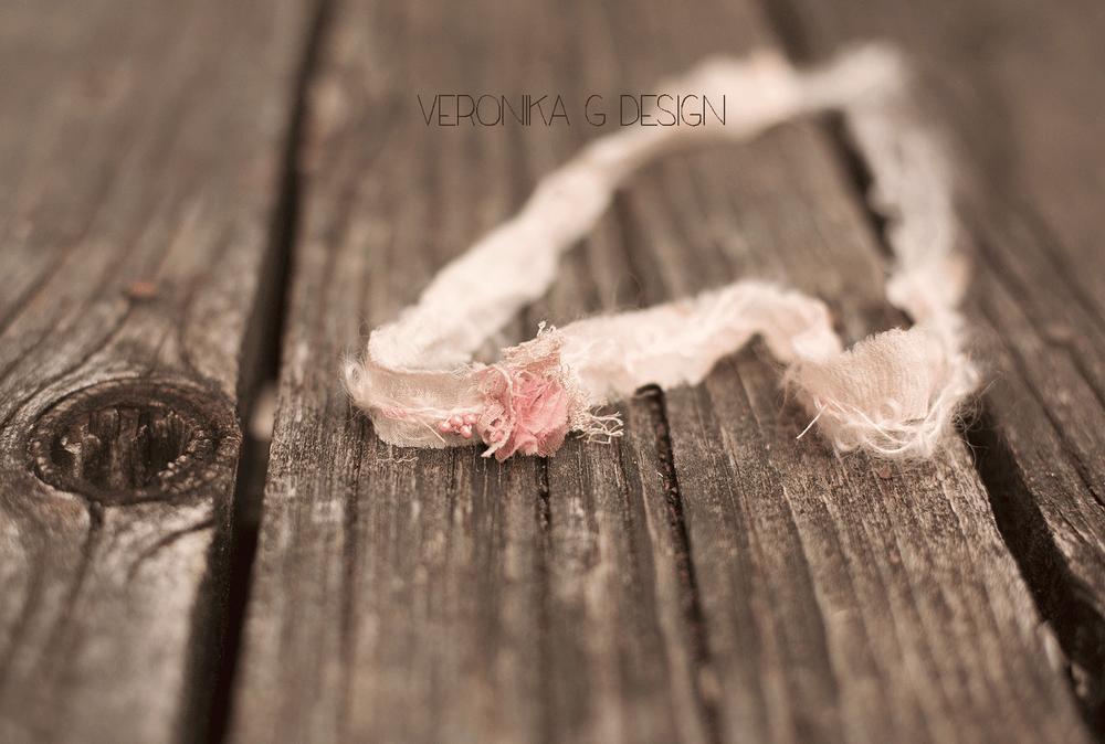 Image of ~ Bloom tieback ~