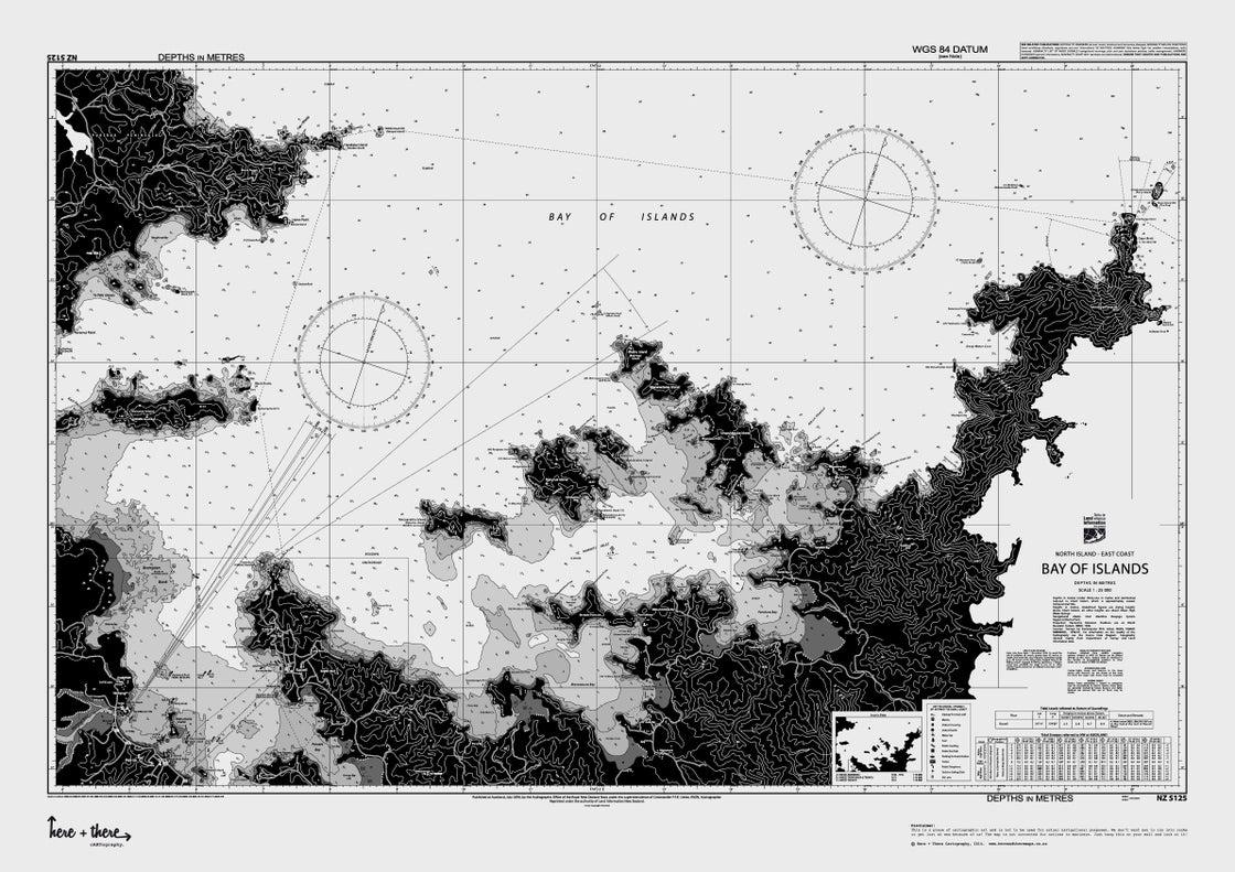 Image of Bay Of Islands - Silver Fox