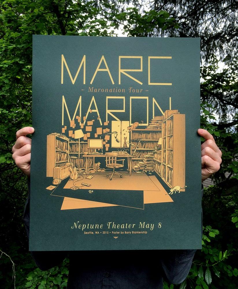 Image of Marc Maron Neptune 2015