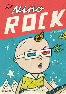 Image of EL NIÑO ROCK. COMIC BOOK