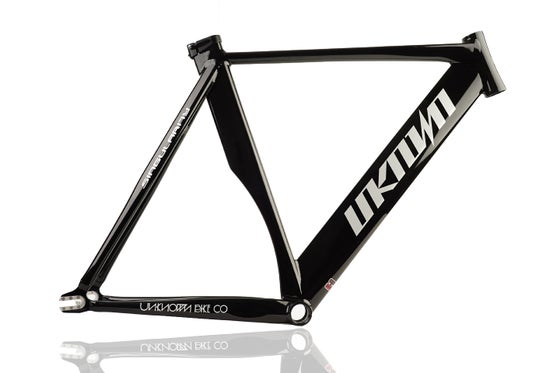 Image of Singularity Track Frame Unknown Bike Co.