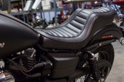 Image of Tuck&Roll seat for 2006~ Dyna