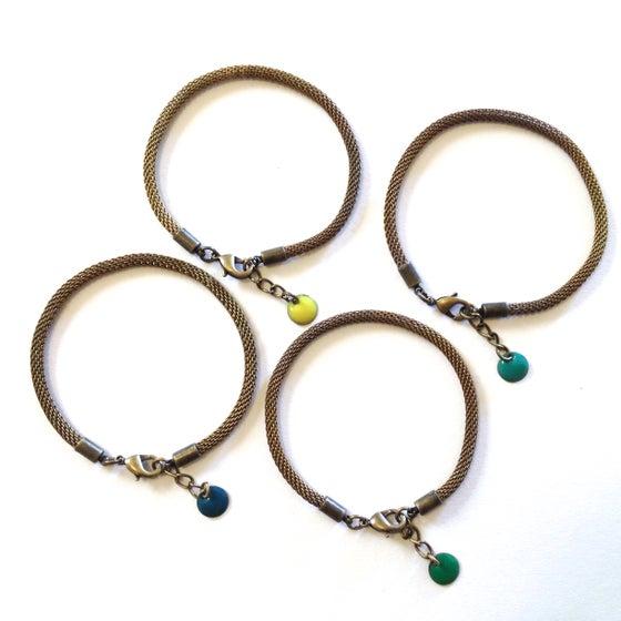 Image of bracelet - SNAKE