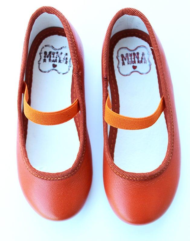 Image of Royale Orange Ballerina