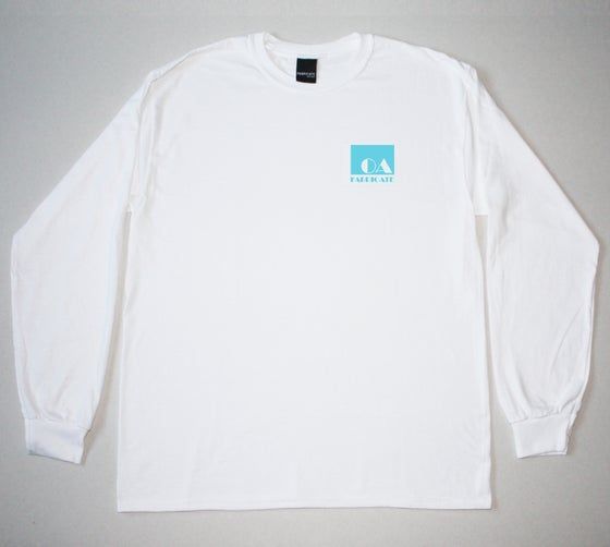 Image of 'Vice Badge' Long Sleeve Tee