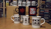 "Image of Mugs iHH™ ou GRIM TEAM™  ""Made in England"""