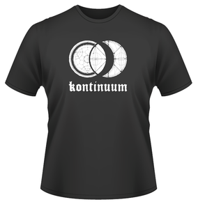 Image of Circles T-shirt Black