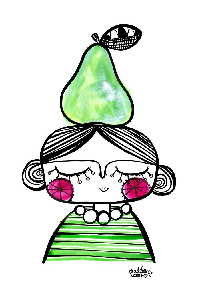 Image of Pear Head