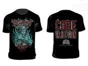 Image of PATHOLOGY Code injection T-Shirt / Zip-Hoodie