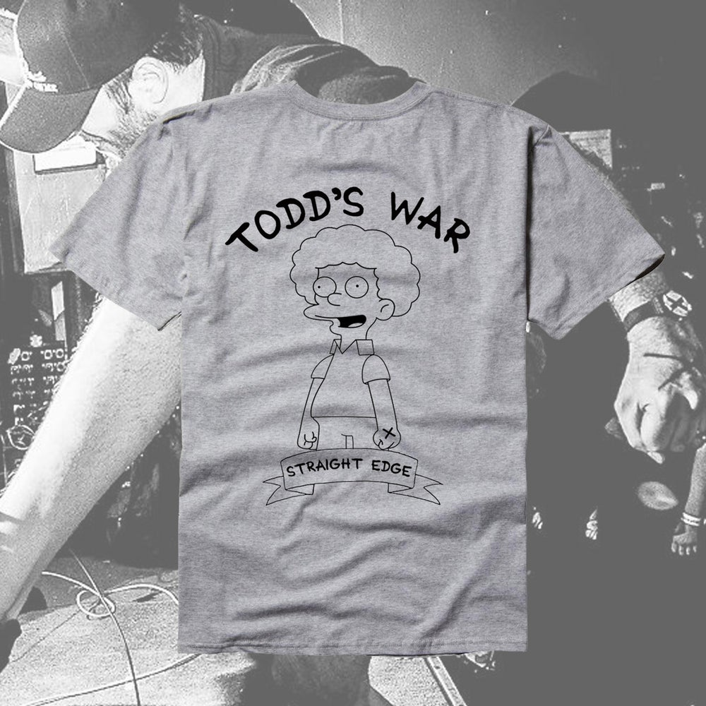 Image of Todd's War Shirt