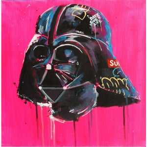 Image of Supreme DARKSIDE *PRINT* Limited Edition of 20