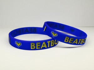 """Image of I Love BEATBOX Wristbands 1/2"""" LIMITED EDITION"""