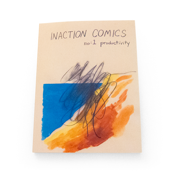 Image of Inaction Comics 1: Productivity