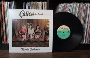 Image of Ltd Edition Rancho California Vinyl - Audiophile Grade 180g