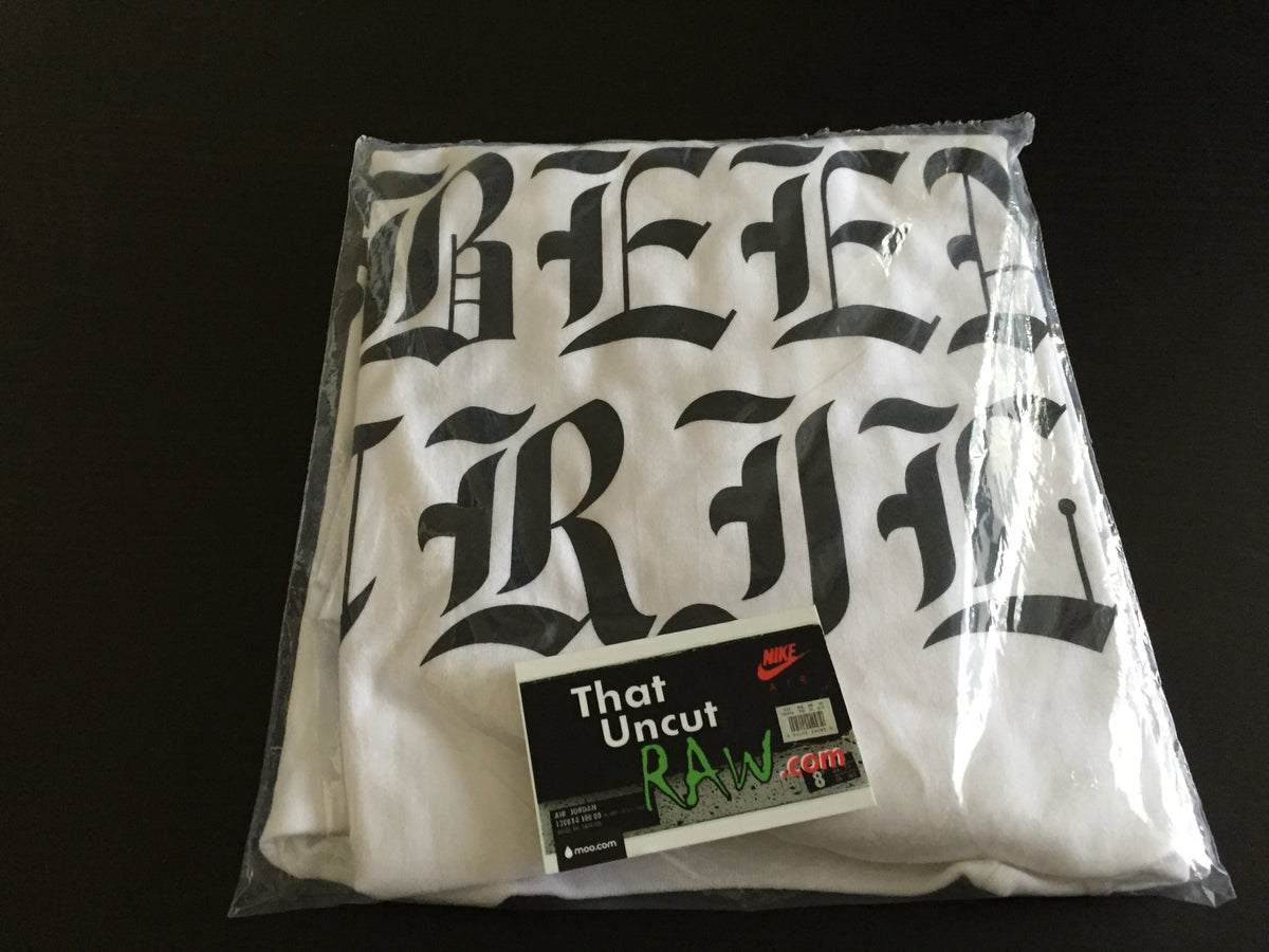 "Image of ssur x been trill ""logo"" tee, brand new"