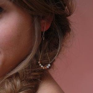 Image of Les baladeuses Boucles d'oreilles